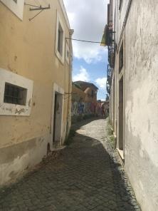 Rue Alfama