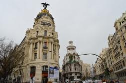 Gran Via, bâtiment Metropolis