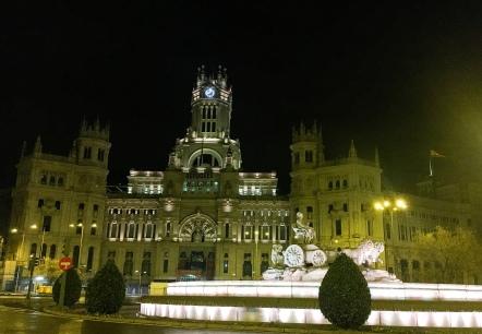 Palacio Cibeles