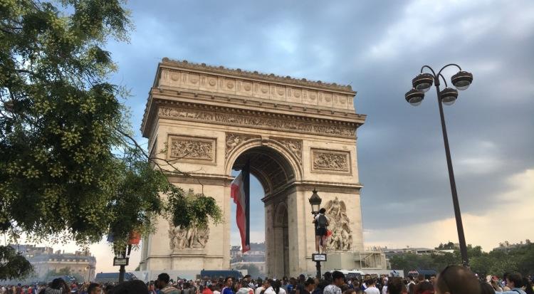 Arc de Triomphe - Navellia