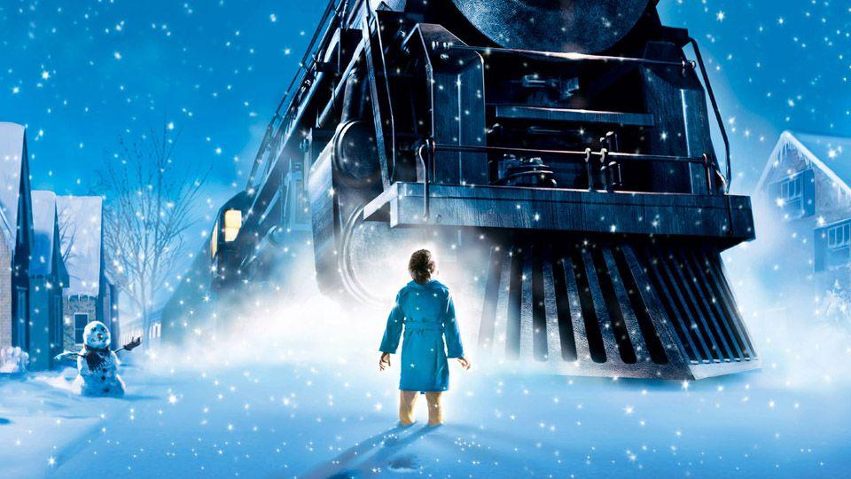 Image du film Le Pôle Express